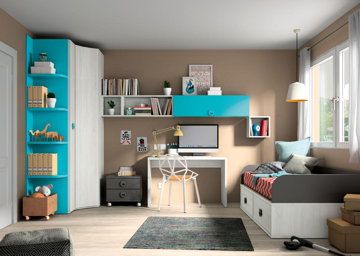 Muebles Hidalgo S L  # Muebles Turquesa